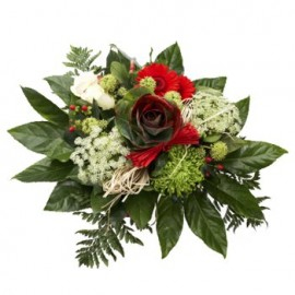 Holiday Greetings Bouquet