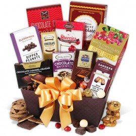 Pampered With Perfection Chocolate Assortment