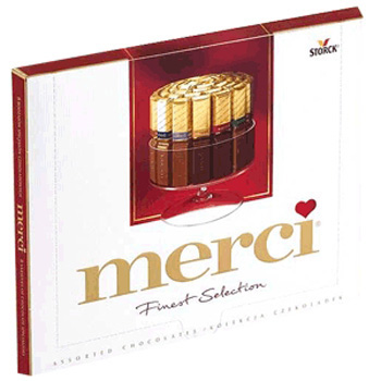 Merci Chocolates