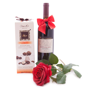 Perfectly Paired Chocolate and Wine
