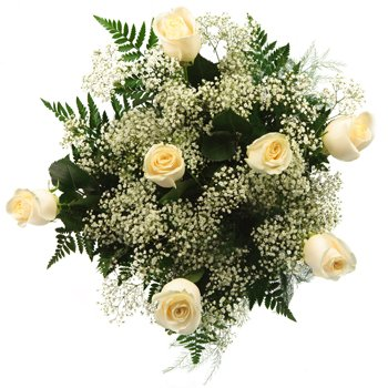 Whispers in White Bouquet