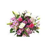 Pink Diamond bouquet
