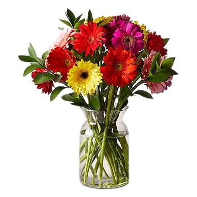 El amor Burst Bouquet