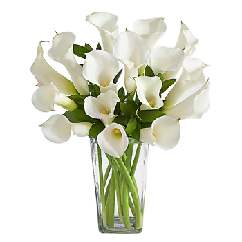 Pure of Heart Lily Bouquet